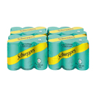 Schweppes Dry Lemon Can 200ml x 24