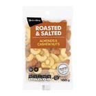 PnP Rsted&sltd Almond & Cashew 100g