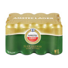 Amstel Lager Can 440ml 12ea
