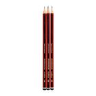Staedtler Eco Wopex Pencil Hb 3ea