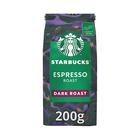 Starbucks® Espresso Roast Dark Roast Whole Bean Coffee 200g