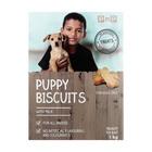 PnP Puppy Biscuits Milk 1kg