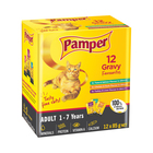 Pamper F/cuts M/pack Gravy 12x85g