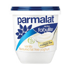 Fabulite Fat Free Smooth Vanilla Yoghurt 1kg