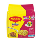 Maggi 2-Minute Nooodles Durban Curry Flavour 73g 5s