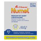 Clover UHT Numel Milk 1l x 6