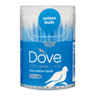 Dove Cotton Ear Buds In Tub 100s