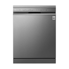 LG Quadwash Dishwasher Silver 14 Plate