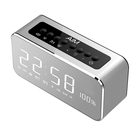 AIM Alarm Clock Bluetooth Speaker 10W