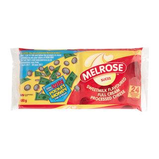Melrose Sweetmilk Cheese Sli Ces 400 Gr
