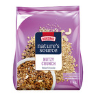 Nature's Source Ideal Mix Nutzy Crunch Muesli 1kg