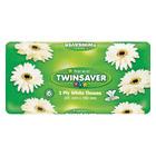 Twinsaver 2 Ply White Tissues 90s