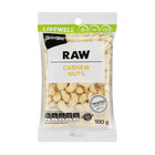 PnP Raw Cashew Nut 100g