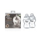 Tommee Tippee Close To Nature Baby Bottle 260ml 2ea