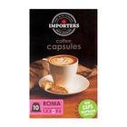 Importers Roma Coffee Capsules 10s
