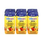 Infacare Apple Apricot And B anana Juice 200ml x 6