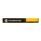 Starbucks Blonde Espresso Roast by Nespresso Blonde Roast Coffee Capsules 10s