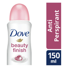 Dove Beauty Finish Antiperspirant Aerosol Deodorant 150ml
