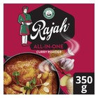 RAJAH CURRY PWD ALL IN ONE 350GR