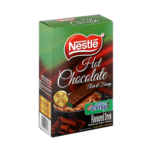 Nestle Hot Chocolate Peppermint Crisp Sachets 8s