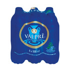 Valpré Still Spring Water 500ml x 6