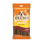 Beeno Rollies With Steak 120g