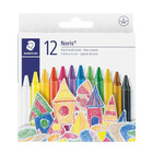 Staedtler Wax Crayons Size A 12ea