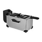 Sunbeam Stainless Steel Deep Fat Fryer 3.5l