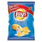 Lay's Salt and Vinegar Chips 36g