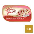 Ola Gino Ginelli Strawberry Pavlova Ice Cream 1.4l
