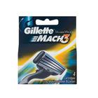 Gillette Mach 3 Razor Blades 4s