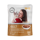 PnP Adult Cat With Chic Cnks I/grvy 85g