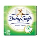 Baby Soft 2 ply Toilet Paper Aloe & Vitamin E 9s