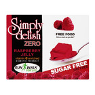 Simply Delish Sugar Free Raspberry Jelly 7.5g