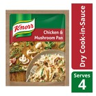 Knorr Cook In Sauce Chicken & Mushroom 48g