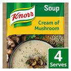 Knorr Packet Soup Cream Of Mushroom 50g x 60
