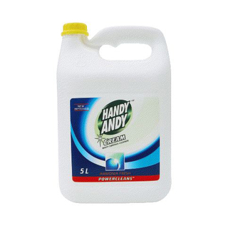 Handy Andy Ammonia Cleaning Cream 5l