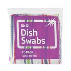 PnP Dish Swabs 10s