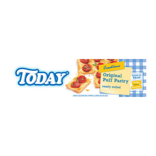 Today Frozen Puff Pastry 400g