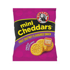 Bakers Mini Cheddars Fruit And Chutney 3 3g