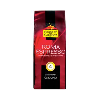 House Of Coffees Espresso Fine Ground  Coffee 250g