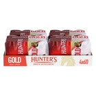 Hunters Gold Can 330ml x 24