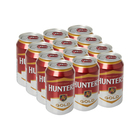 Hunters Gold Can 330ml x 12