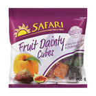 Safari Mixed Dried Fruit Cubes Assorted 250g