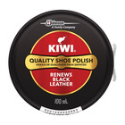 Kiwi Paste Shoe Polish Black 100ml x 12