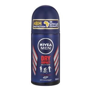 Nivea For Men Roll On Deodorant Dry 50ml
