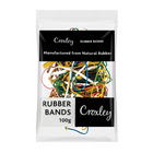Croxley Rubber Bands Assorte d 100 GR