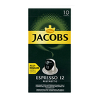 Jacobs Espresso Ristretto Intensity 12 Coffee Capsules 10s