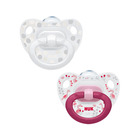 NUK Silicone Happy Days Soother Size 3