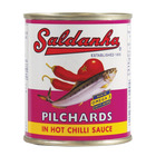 Saldanha Pilchards In Hot Chilli Sauce  215g